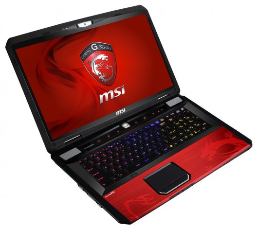 MSI GT70DE