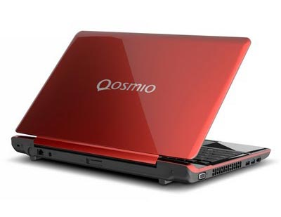Qosmio Lid