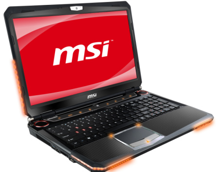 msi gx680